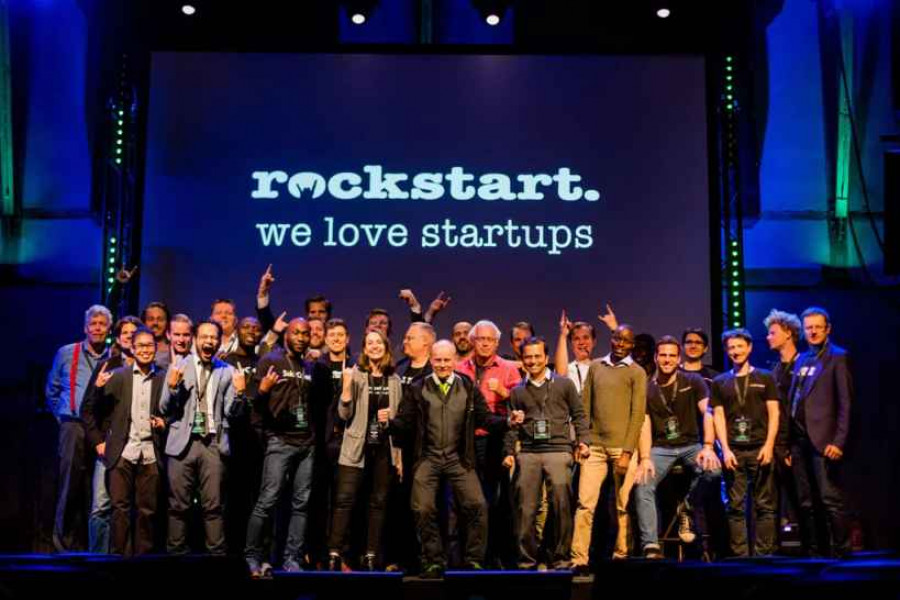Rockstart health pitching event of startups searches for Israeli investors