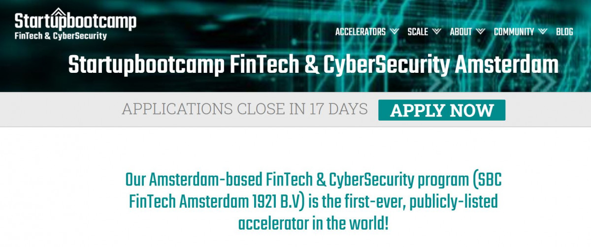 FinTech & CyberSecurity Demo Day