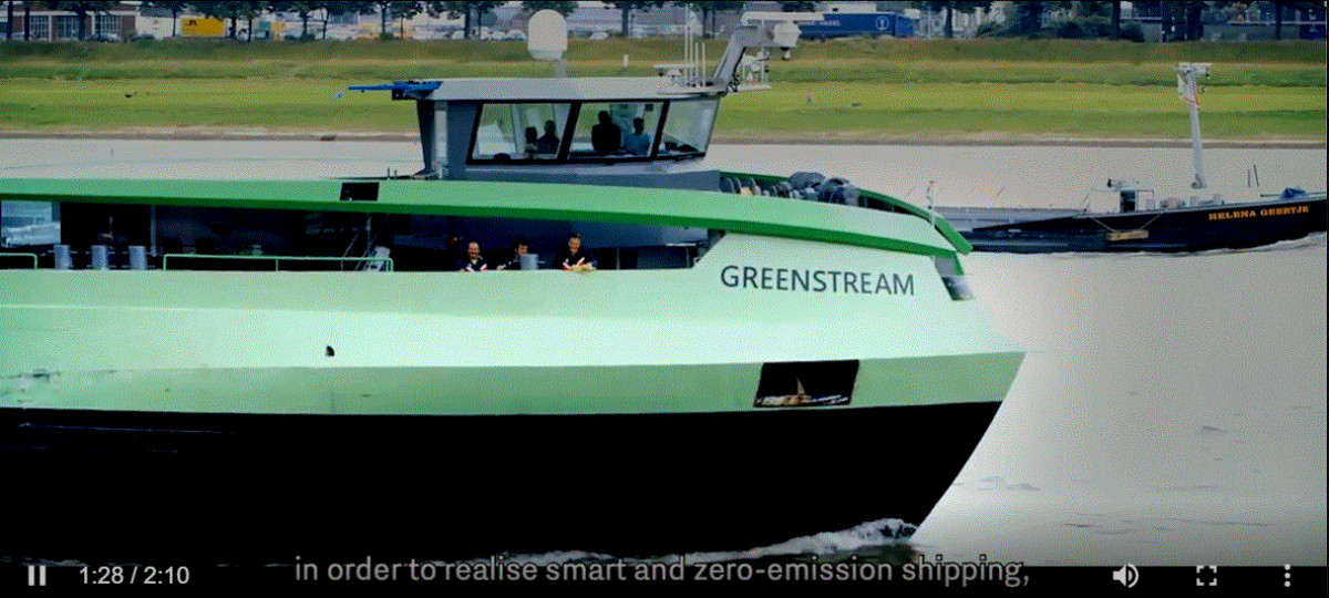 Horizon Europe draft call could fund Dutch and Israel R&D in the field of green shipping