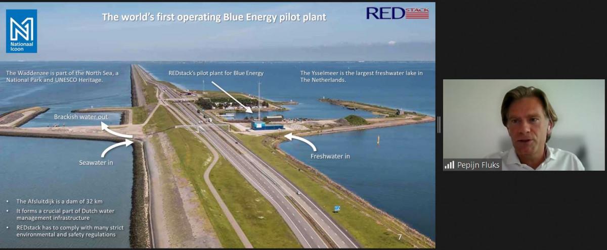 Dutch Israeli mini symposium on desalination technology and electrolyzers to produce clean hydrogen
